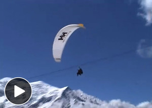 Paragliding (Parapente) in Chamonix